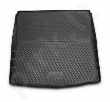 Guminis bagažinės kilimėlis MAZDA 3 sedan 2013-> black /N24007