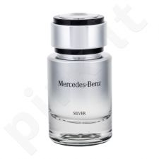 Mercedes-Benz Mercedes-Benz Silver, tualetinis vanduo vyrams, 75ml