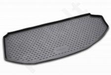 Guminis bagažinės kilimėlis MAZDA CX 9 2007-2016 (used 3 rows) black /N24027