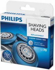 Atsarginiai peiliukai PHILIPS SH70/60