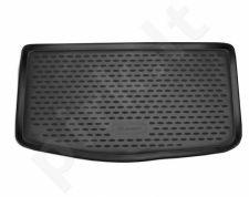 Guminis bagažinės kilimėlis KIA Picanto 2017-> hb ,black /N21048