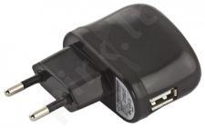 Universalus įkroviklis Esperanza USB | AC 220-240V | 5V | 2100mA
