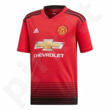 Marškinėliai futbolui Adidas Manchester United Junior CG0048