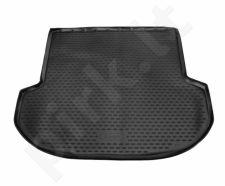 Guminis bagažinės kilimėlis HYUNDAI Santa Fe 2018-> ,black /N15046