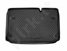 Guminis bagažinės kilimėlis FORD EcoSport 2018-> ,black /N14039