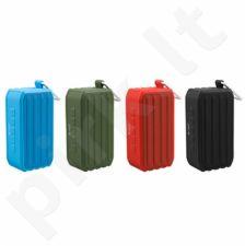 Portable, waterproof Bluetooth speaker, Micro SD card 2x3.5W