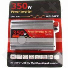 Inverter 12V-220V, 300W