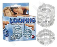 Looping varpos žiedai