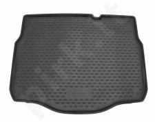 Guminis bagažinės kilimėlis CITROEN C4 Cactus 2014-> ,black /N08033