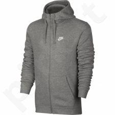 Bliuzonas Nike NSW Hoodie FZ FLC Club M 804389-063