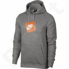 Bliuzonas Nike NSW HBR Hoodie PO FLC M 928719-063