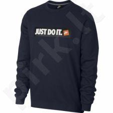 Bliuzonas Nike NSW HBR Crew FLC M 928699-451