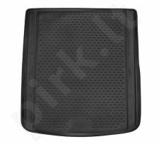 Guminis bagažinės kilimėlis AUDI A6 (C7) 2012-> AvantAllroad black /N03011