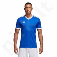 Marškinėliai futbolui adidas Tabela 18 Junior CE8936