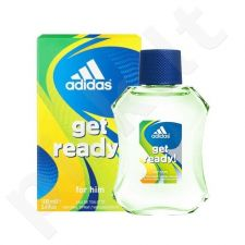Adidas Get Ready! For Him, tualetinis vanduo vyrams, 100ml