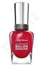 Sally Hansen Complete Salon Manicure, kosmetika moterims, 14,7ml, (131 Ivory Coat)