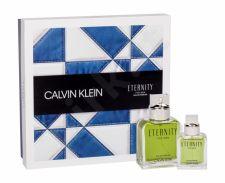 Calvin Klein Eternity, rinkinys kvapusis vanduo vyrams, (EDP 100 ml + EDP 30 ml)