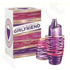 Justin Bieber Girlfriend, kvapusis vanduo moterims, 50ml