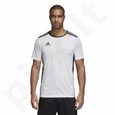 Marškinėliai futbolui adidas Entrada 18 CD8438
