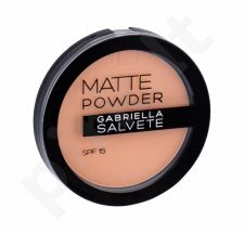 Gabriella Salvete Matte Powder, kompaktinė pudra moterims, 8g, (04)