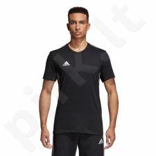 Marškinėliai futbolui adidas Core 18 Tee M CE9063