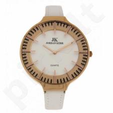 Moteriškas laikrodis Jordan Kerr C2735ALX/IPRG/WHITE