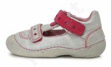 D.D. step balti batai 19-24 d. 015139au