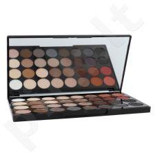 Makeup Revolution London Flawless 2, akių šešėliai moterims, 20g
