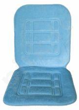 Automobilio sėdynės užtiesalas veliūr. AR-5137-4 blue