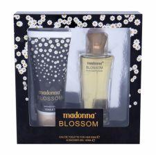 Madonna Nudes 1979 Blossom, rinkinys tualetinis vanduo moterims, (EDT 50 ml + dušo želė 100 ml)