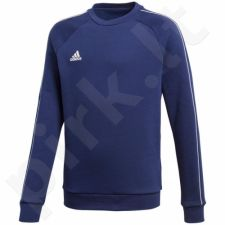 Bliuzonas  Adidas Core 18 Sweat Top granatowa JR CV3968
