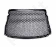 Guminis bagažinės kilimėlis VW Golf VII 2013->hb, black /N41008