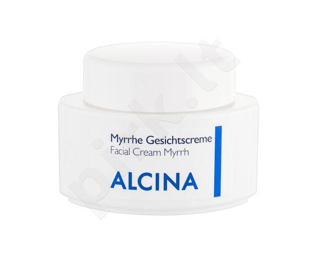 ALCINA Myrrh, dieninis kremas moterims, 100ml