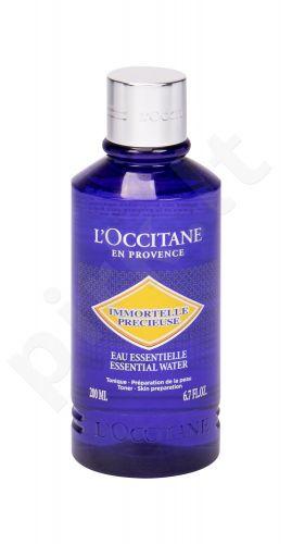 L´Occitane Immortelle Precieuse, Essential Water, prausiamasis vanduo moterims, 200ml