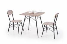 KABIR  stalas + 2 Kėdės