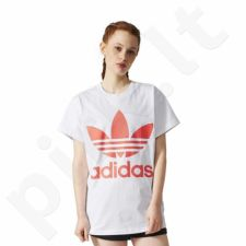 Marškinėliai adidas Originals Big Trefoil Tee W BR9827