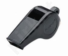 Švilpukas plastm. mažas S 01 black