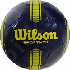 Futbolo kamuolys Wilson NCAA Sportivo II SB SZ5 WTE8019XB05