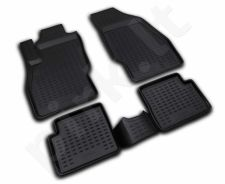 Guminiai kilimėliai 3D OPEL Corsa 2006-2014, 4 pcs. /L51012