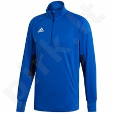 Bliuzonas  Adidas Condivo18 Training Top 2 mėlyna M CG0397