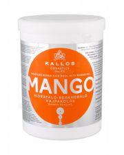 Kallos Cosmetics Mango, plaukų kaukė moterims, 1000ml