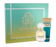 Roberto Cavalli Paradiso, rinkinys kvapusis vanduo moterims, (EDP 50 ml + kūno losjonas 75 ml)