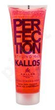 Kallos Cosmetics Perfection, Ultra Strong, plaukų želė moterims, 250ml