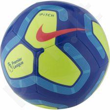Futbolo kamuolys Nike PL Pitch FA19 mėlyna SC3569 410