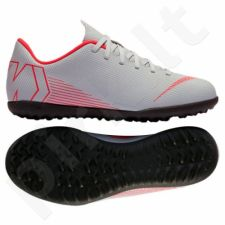 Futbolo bateliai  Nike Mercurial VaporX 12 club TF GS Jr AH7355-060