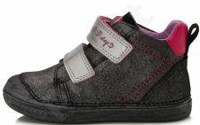 D.D. step juodi batai 31-36 d. 049907dl