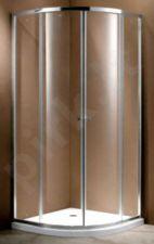 Dušo kabina D802 fabric