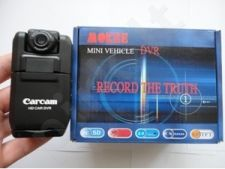 Videoregistratorius MOKEE HD CAR DVR 32GB