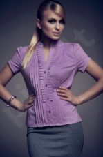 Marškiniai M027 šviesiai violetinė