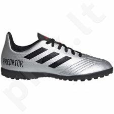 Futbolo bateliai Adidas  Predator 19.4 TF Jr G25825